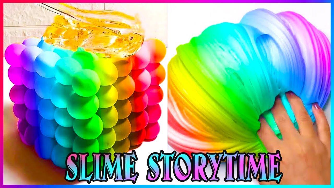 🌈✨Satisfying Slime Storytime 🎶 MeGAz TikTok #549