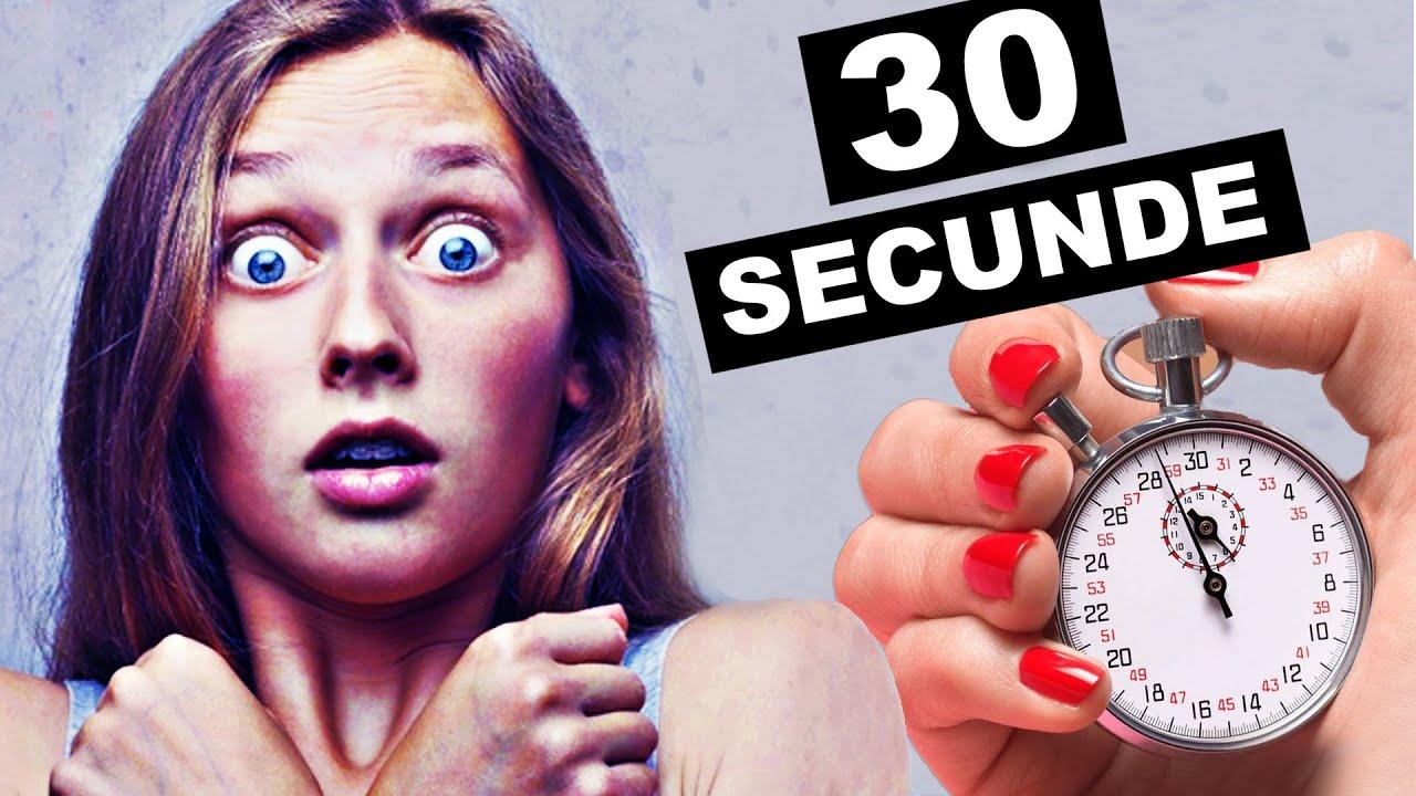 Anxietatea și Frica - Cum scapi în doar 30 de Secunde!