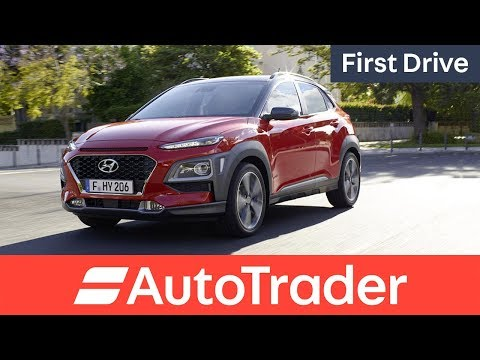 Hyundai Kona 2017 first drive review