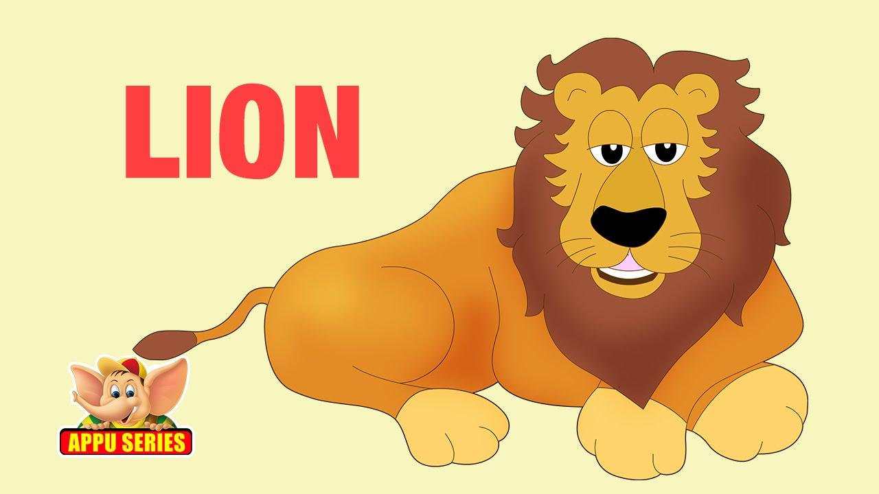 Animal Sounds - Lion