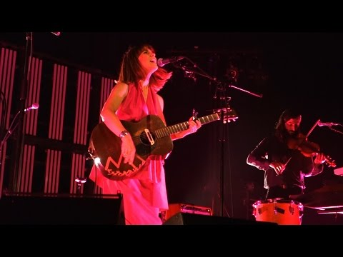 Feist  A Man Is Not His Song –  in San Francisco