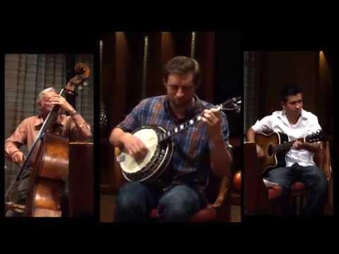Tyler Jackson plays Jada on tenor banjo - 2014