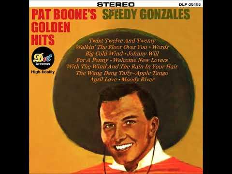 Pat Boone's Golden Hits(Full Stereo Album) 3. Words Stereo 1960