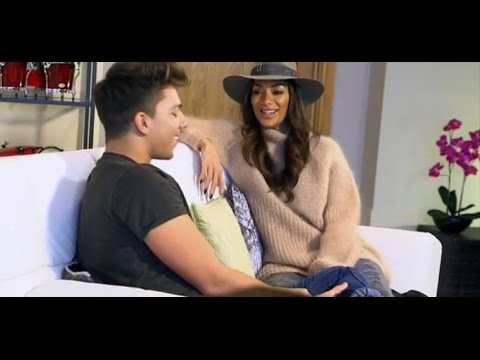 Is X Factor's Craig Colton dating Danyl Johnson? from YouTube · Duration:  56 seconds