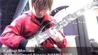 Gambar cover Katsuji Morioka at Jerzy Drozd Basses