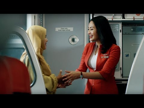 IKLAN RAYA AIRASIA 2019 : HARI RAYA EXCITEMENT