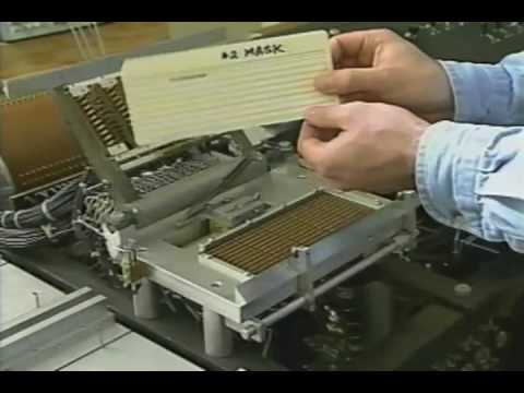 The Atanasoff-Berry Computer In Operation