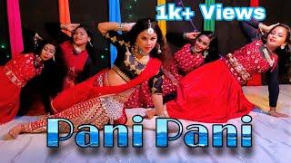 Paani Paani - Badshah || Jacqueline || Aastha Gill || Nrityadharanjali ||