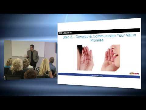 Optimize Your Sales Process | Joe Costantino | Innovative Business Series