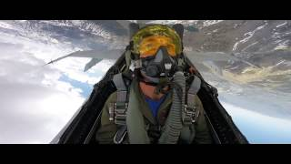 F/A-18 Flying Montage - M83 Outro