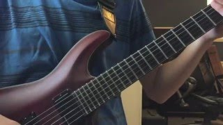 I'll Face Myself - Guitar Tutorial (Persona 4)