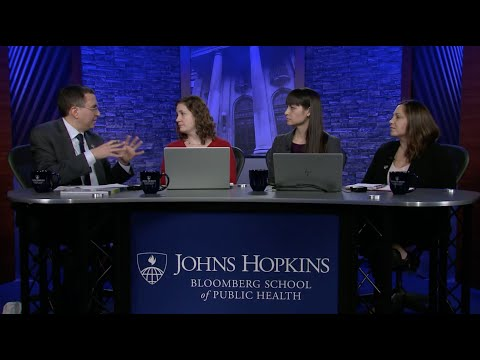 COVID-19: Johns Hopkins University Experts Discuss Novel Coronavirus
