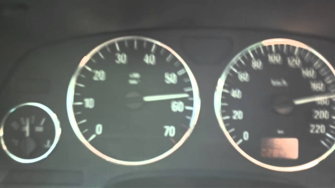 Opel Astra Classic 1.4 twinport - max speed after chip-tuning.