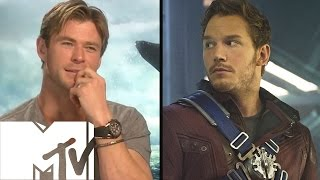 Chris Hemsworth Wants Thor To Join The Guardians Of The Galaxy! | MTV Movies
