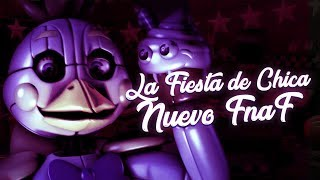 CHICA HA CAMBIADO POR COMPLETO.. ( FIVE NIGHTS AT FREDDY'S CHICAS PARTY )