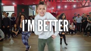 MISSY ELLIOTT - I'm Better | Kyle Hanagami Choreography