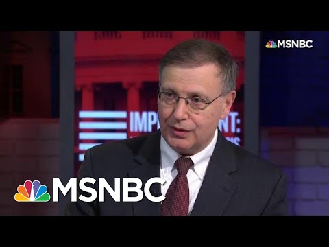 Rosenberg: Prof. Turley's Arguments Are 'Extraordinarily Convenient' And 'Weak' | MSNBC