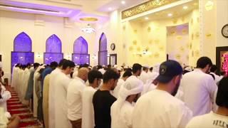 صلاة التراويح للقارئ صلاح بوخاطر من ليلة 17 - رمضان 1439/2018 _ ما تيسر من سورة ص