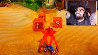 30 MINUTES OF Crash Bandicoot N. Sane Trilogy Gameplay!