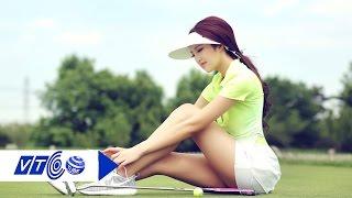 Chiêm ngưỡng các cô gái đẹp 'cong mình' đánh golf | VTC