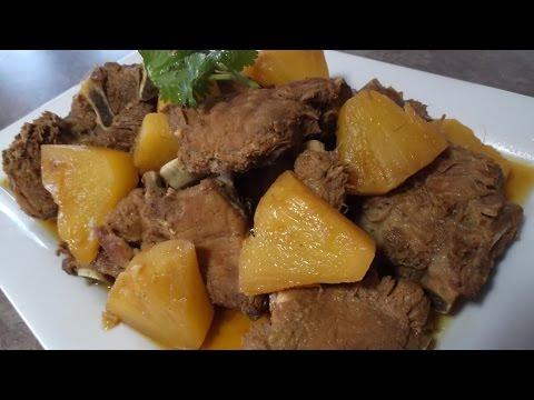 Pork Binagoongan Luweeh S Kitchen