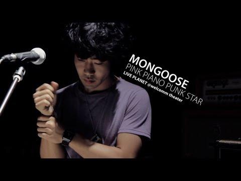 Mongoose - Pink Piano Punk Star(핑크 피아노 펑크 스타) / LIVE PLANET S1