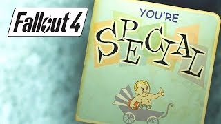 FALLOUT 4: WHAT MAKES YOU SPECIAL (ALL S.P.E.C.I.A.L. VIDEOS)