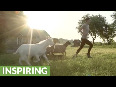 First animal sanctuary farm opens in Baltic states