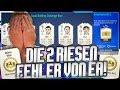 FIFA 19: EA MACHT 2 RIESEN FEHLER!!! 👀😮 PRIME ICON SET 3