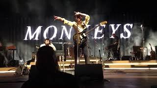 Arctic Monkeys - She Looks Like Fun live @ Auditorium Parca Della Musica / Roma