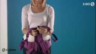 Рюкзак кенгуру Cybex 2.Go