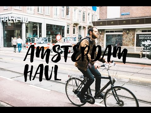 Amsterdam Haul | Monki, Topshop, H&m + More