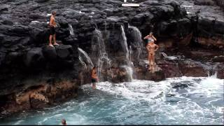 Queens Bath Teens clip 1