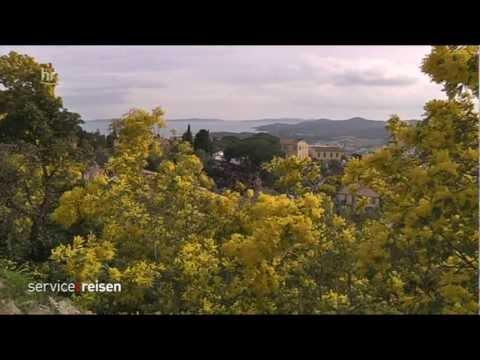 Côte d'Azur im Frühling - Reisetipps