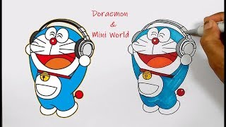 Nhạc Phim Doraemon trong Mini World và 1 bài hát Huyền Thoại   Cormax