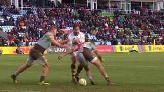 Flats' XV  Aviva Premiership Rugby Round 14