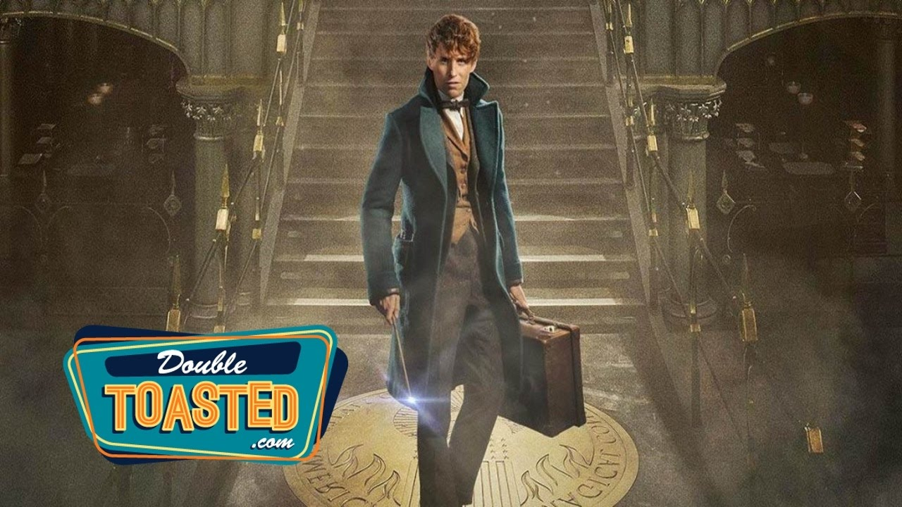 fantastic beasts and where to find them movie review double