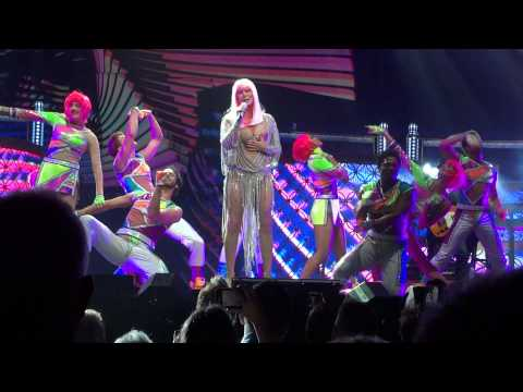 Cher Believe Live Ottawa April 26 2014