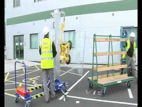 GlasMax - Manual Hoist Great for Lifting Glass