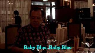 Churchill Room Baby Blue - George Baker Karaoke byCharlie
