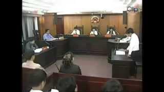 Tòa xử án - Vụ án người nhà tranh chấp quyền sử dụng đất - Luật sư giải quyết tranh chấp