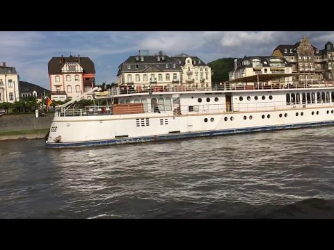 Bonn Rhein in Flammen 🔥