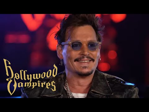 Dana McKenzie - HOW ALICE COOPER TALKED JOHNNY DEPP INTO SINGING 'HEROES'