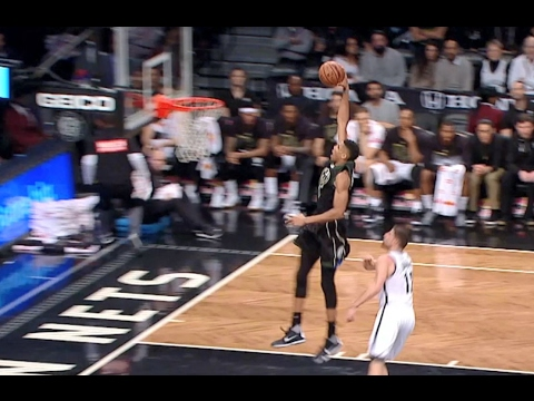 Veja o video – Top 10 NBA Plays Of The Night: 02.15.17