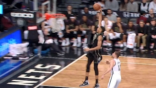 Top 10 NBA Plays Of The Night: 02.15.17