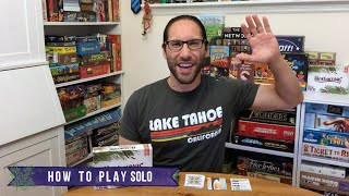 Herbaceous - How to Play Solo