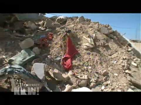Land of Ruins: A Special Report on Gaza's Economy. Democracy Now 4/6/09 1 of 2