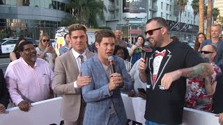 Beer Mug hosts the red carpet premiere of 'Mike And Dave Need Wedding Dates'