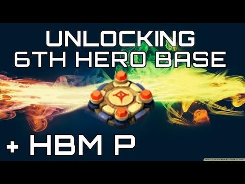 [Castle Clash] - 6th Hero Base - FINALLY!!!!