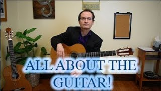 Lesson One: All About the Guitar | KV